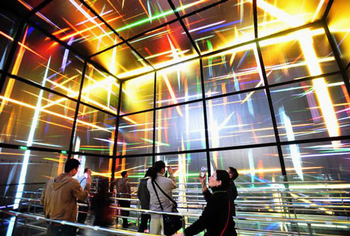 Magnificent 2010 World Expo, Shanghai