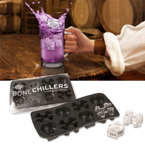 9 Creepiest Ice Cube Trays and Molds