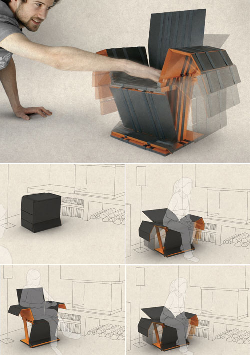 The Astonishing Jack - A Chair can come alive