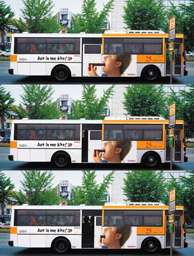 20 Clever and Creative Advertisement on Vehicle