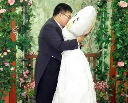 10 Most Weirdest marriages