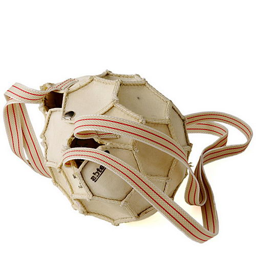 Reclaimed Soccer Ball - Cleaver Recycled Bag