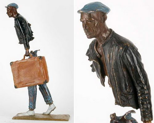 Floating Sculptures From Bruno Catalono