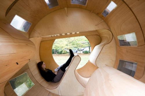 Experimental Rolling House, Super Cool! – Design Swan
