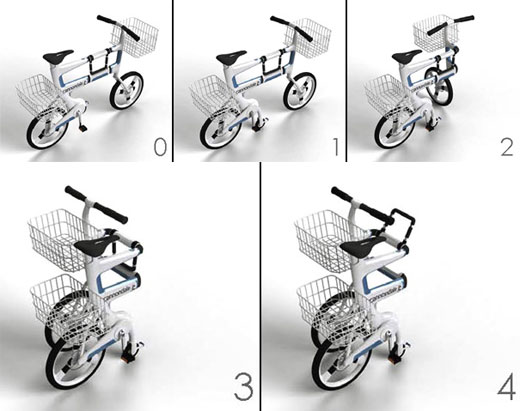 Bike? Shopping Cart? It is both!