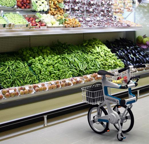 Bike? Shopping Cart? It is both!
