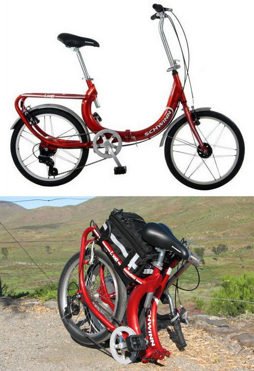 12 Creative Folding Bike Design Design Swan