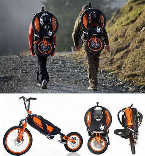 Fold Up Bicycle >> 12 Creative Folding Bike Design | Design Swan