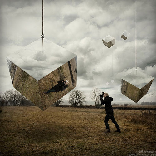 Creative Photo manipulation, Visual Confusion