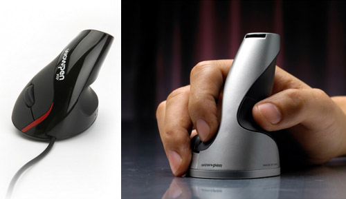 Wow-pen Traveler - Wireless Ergonomic Computer Mouse