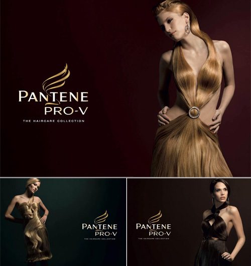 11 Creative and Impressive Pantene Shampoo Advertisement ...