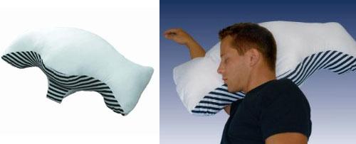 SONA FDA-Cleared Anti-Snore and Mild Sleep Apnea Pillow