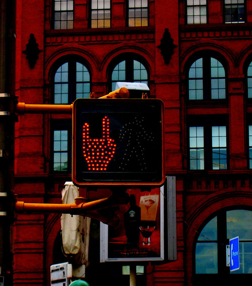 Unusual and Funny Traffic Lights