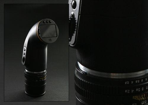 Brilliant Camera Concept! One Curve for Photo!