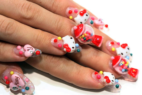 23 Creative or Crazy Nail Art