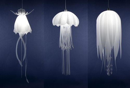 Beautiful Medusa Pendant Lamps