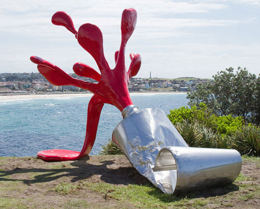 2010 Art Exhibition by the Sea in Sydney