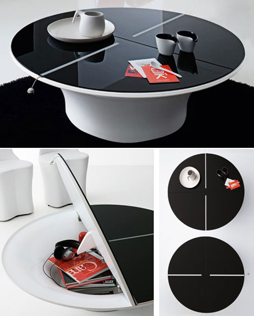 15 multifunctional tables which can transform – design swan