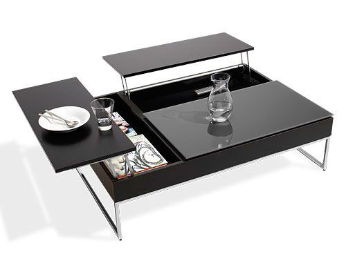 15 Multifunctional Tables which CAN Transform