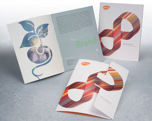 21 Beautiful and Creative Brochure Designs