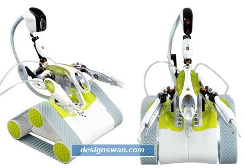 Erector Spykee - The Spy Robot