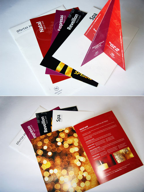 10 Beautiful Christmas Brochure and Catalogue Designs