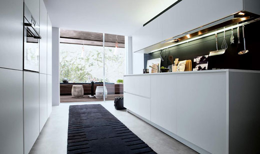 Modern And Innovative Home Design In 80M2 By PoliformModern And Innovative  Home Design In 80M2 By Poliform Design Swan