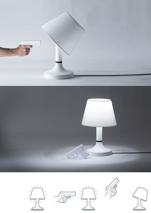 11 Cool and Unusual Lamp Designs