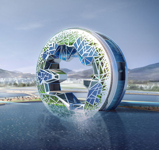 Ocean Imagination: Incredible Thematic Pavilion Design