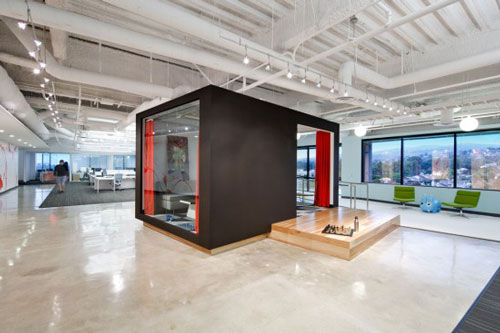 Amazing and Inspiring Office Designs from Studio O+A
