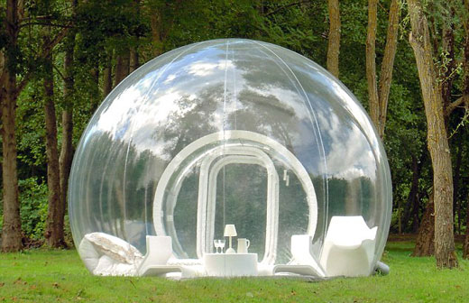 Bizarre Transparent Bubble Tent Hotel Design & Bizarre Transparent Bubble Tent Hotel Design u2013 Design Swan