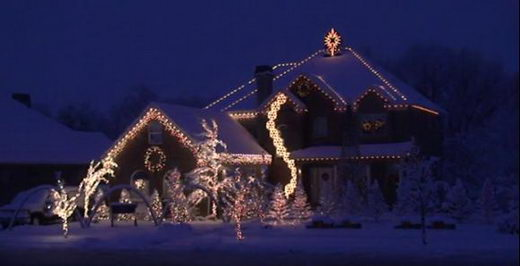Fabulous Christmas House Lights Show