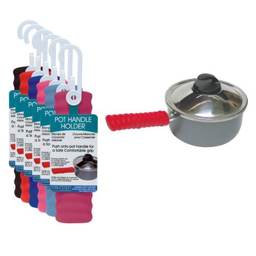 Evriholder Silicone Pot Handle Holder