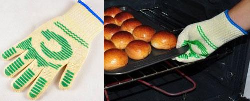 Oven Glove-Made of Nomex Heat resistant Fiber
