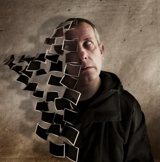 Creative and Unusual Self-Portraits of Pierre Beteille