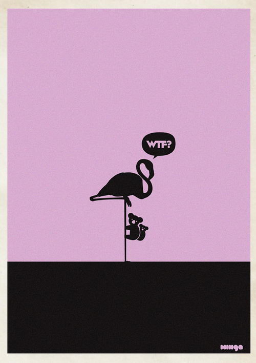 Creative and Funny WTF Series by Estudio Minga