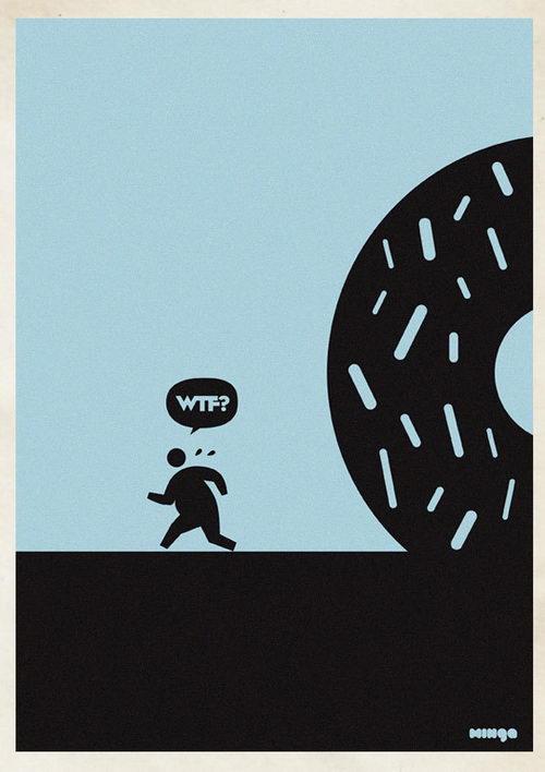 Creative and Funny WTF Series by Estudio Minga