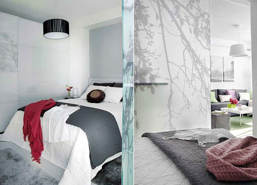 Small Apartment Inspiration 4: 40 Square Meter Cozy Home