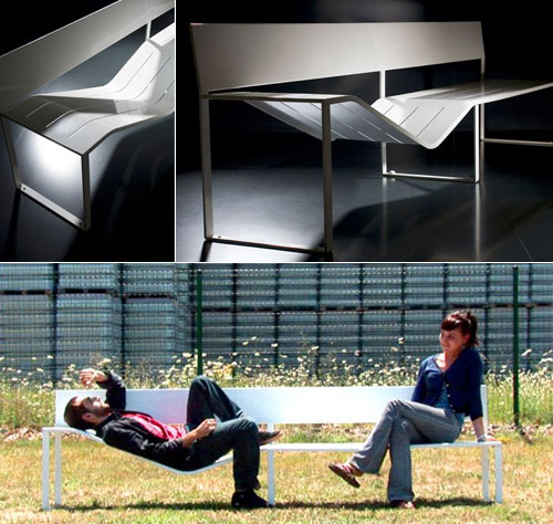 16 Innovative and Unusual Bench Designs