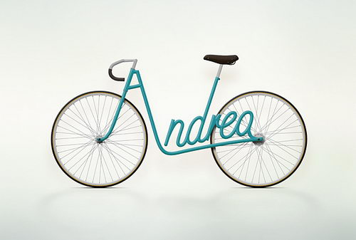 Unusual Bike Concept: Write a Bike