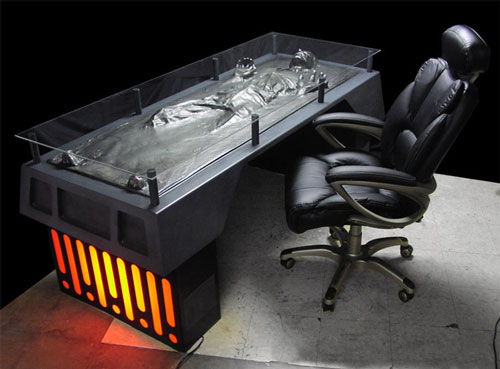18 Geeky Furniture Designs: Creative or Crazy?