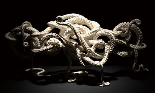 Stunning and Unusual Sculptures by Odani Motohiko