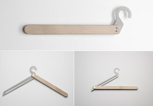 18 Stylish Hook and Hanger Designs
