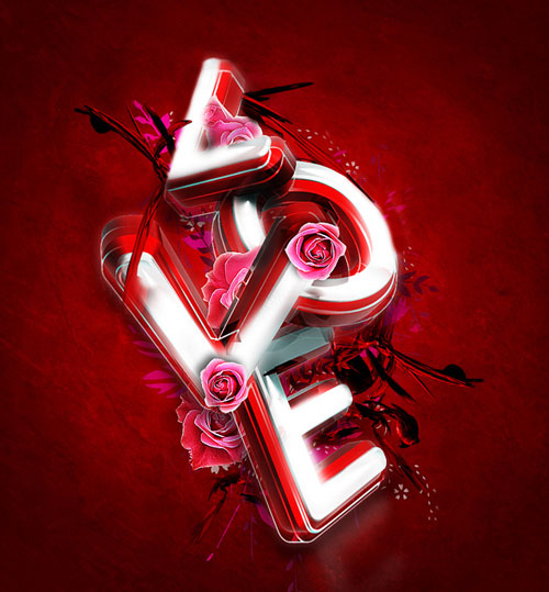 10 Beautiful Valentine's Day Typography Designs