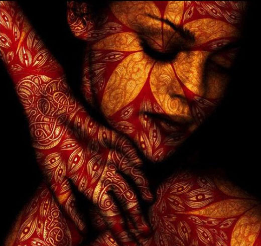 Astounding Body Art and Photography by Yasmina Alaoui and Marco Guerra