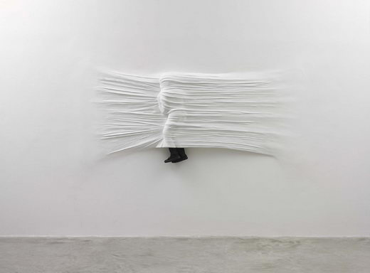 Crazy and Unusual Installations by Daniel Arsham