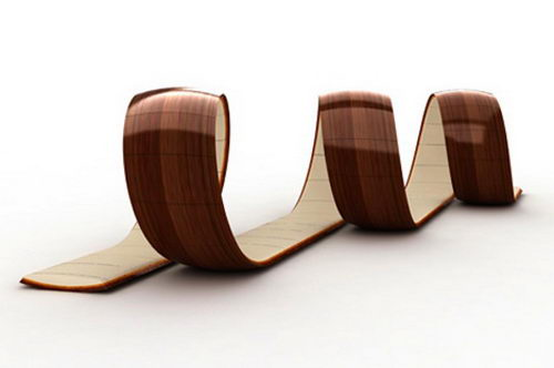 Loopita: Lovely Loop Lounge Chair