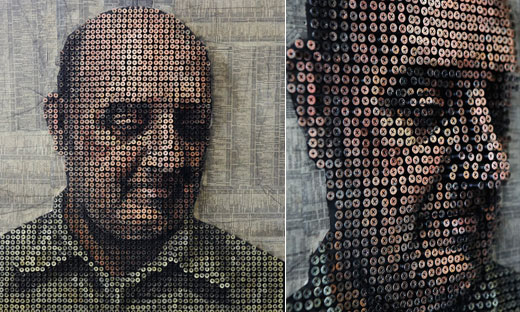Incredible Artwork created by Screws