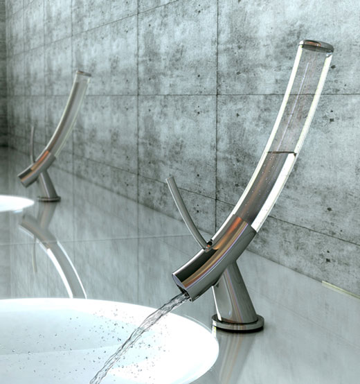 One Liter Limited: Elegant Faucet for Water Saving