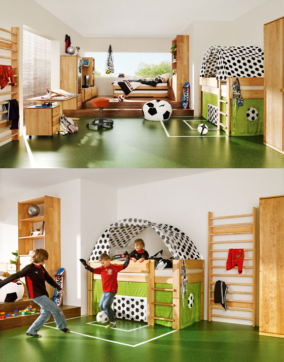 Children Room Design: 16 Beautiful And Fun Kids Room Designs